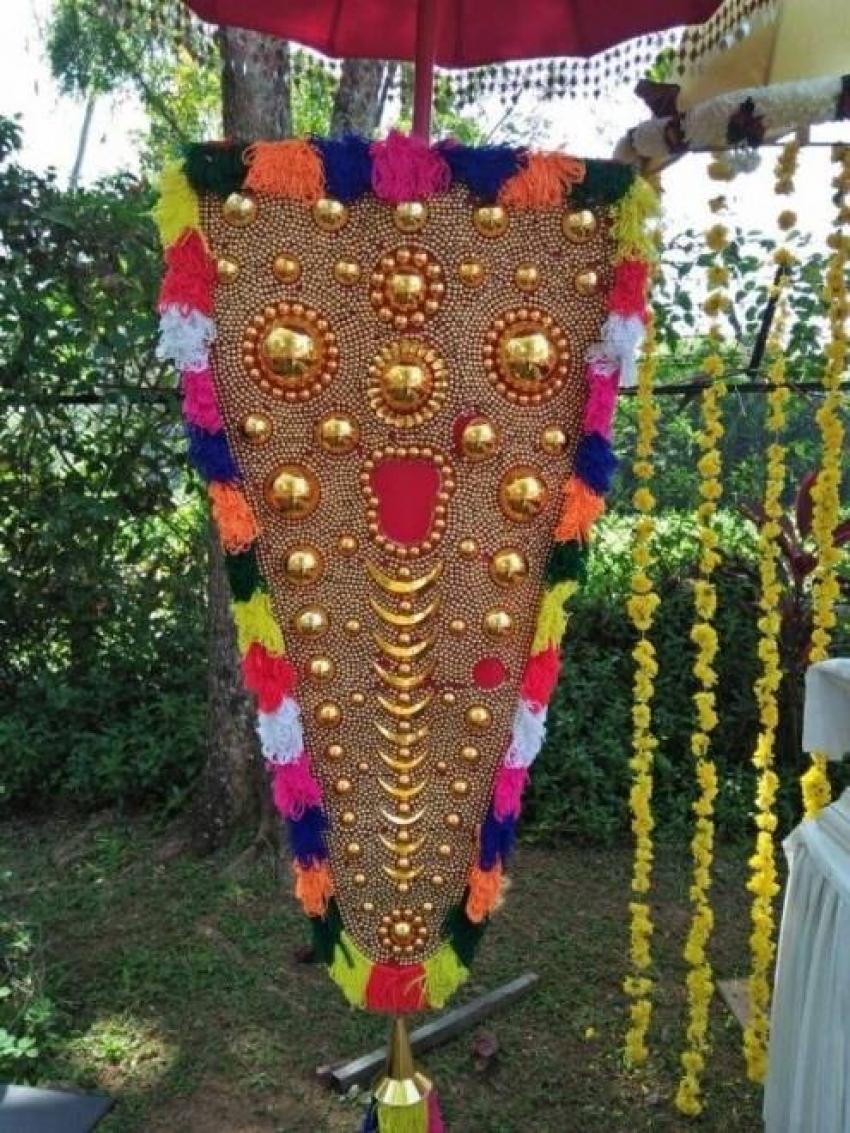 Actress Lakshmy Ramakrishnan's Daughter Sruthi Wedding Ceremony Photos