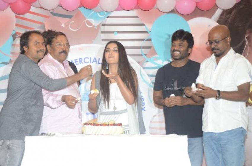 Anupama Parameswaran Birthday Celebrations Photos