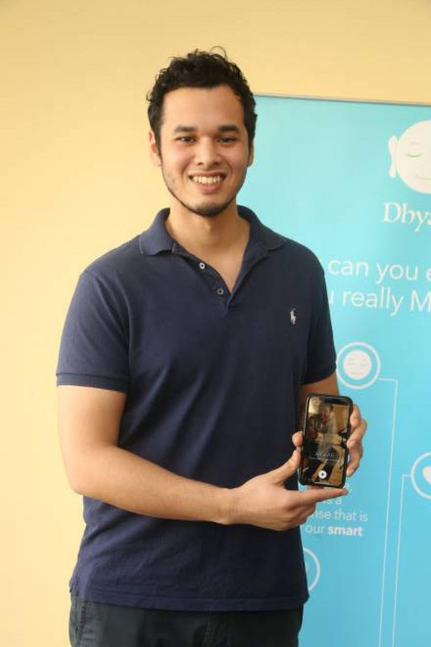 Augmented Reality App for A R Rahman Launch Photos