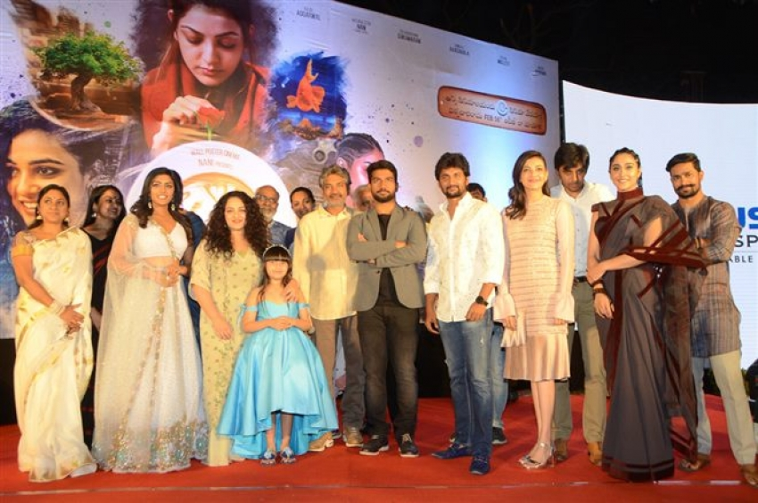 Awe Movie Pre Release Function Photos