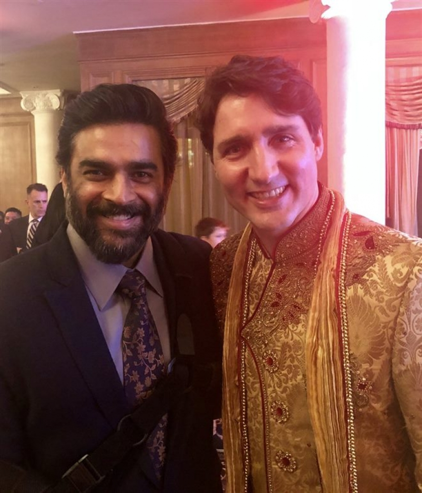 Bollywood Celebs Meet Canadian PM Justin Trudeau Photos