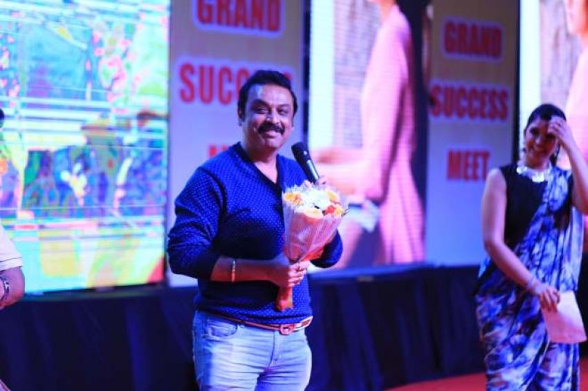 Chalo Success Meet Photos