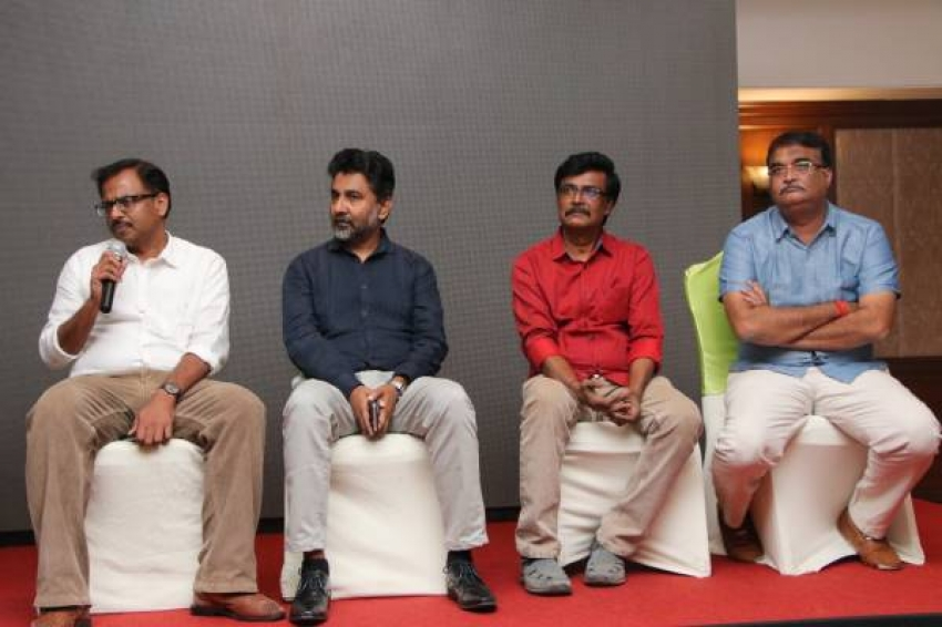 Colors Tamil Media Meet Photos