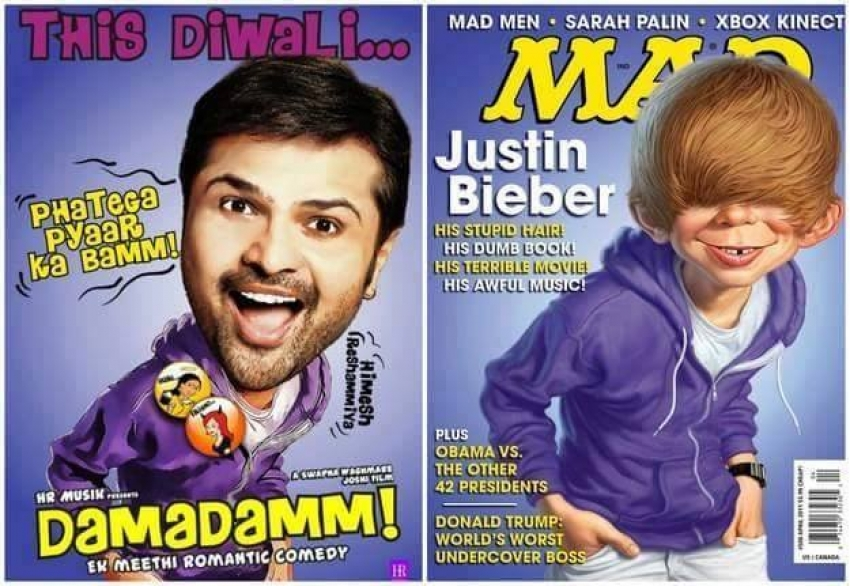 Copied Bollywood Movie Posters From Hollywood Photos