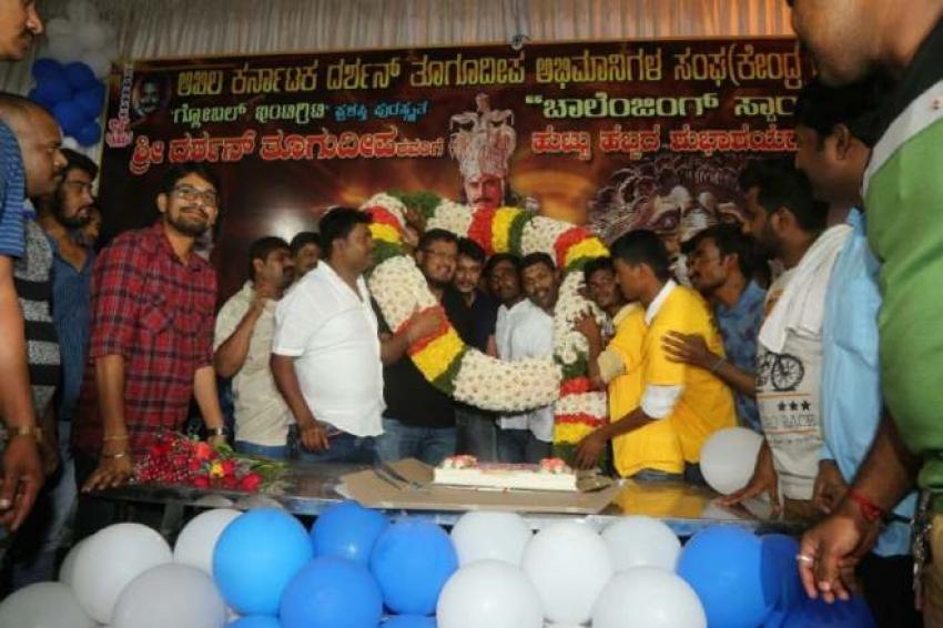 Darshan 41th Birthday Celebration Photos