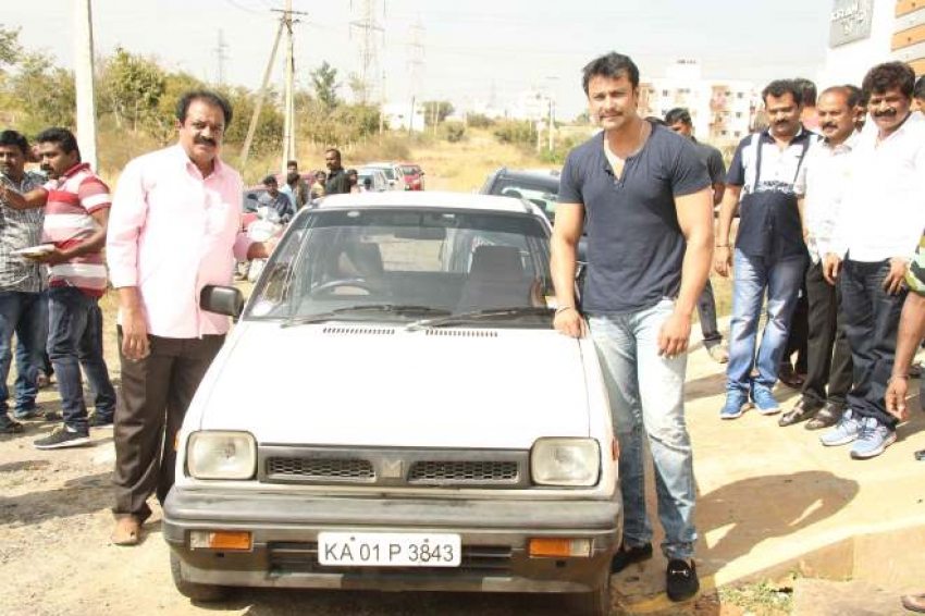 Darshan Acted Movie Majestic Celebrating 16 Years Photos