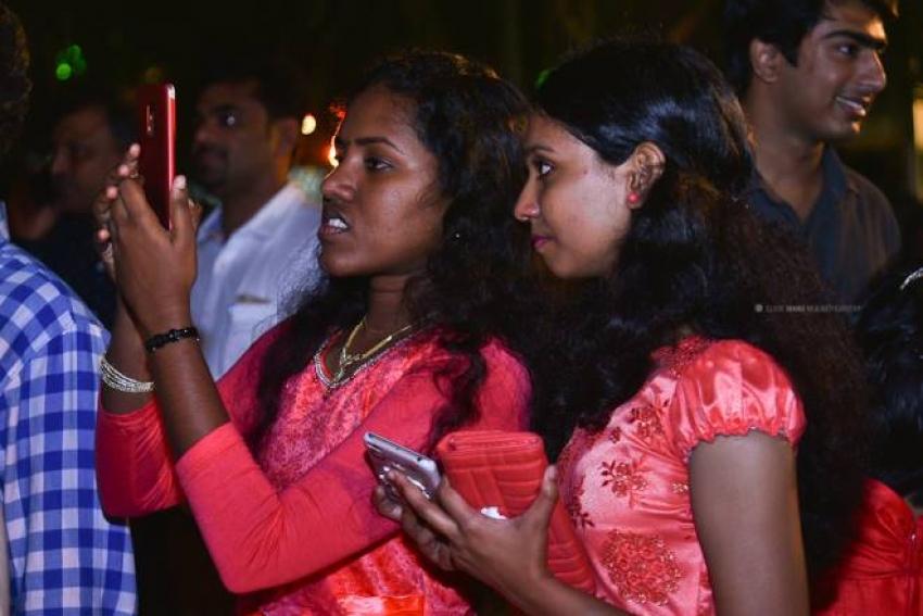 Director Sibi Malayil Daughter Zeba's Engagement Photos