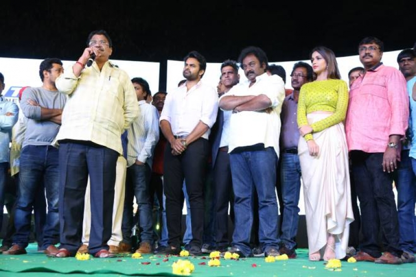Intelligent Movie Pre Release Event Photos