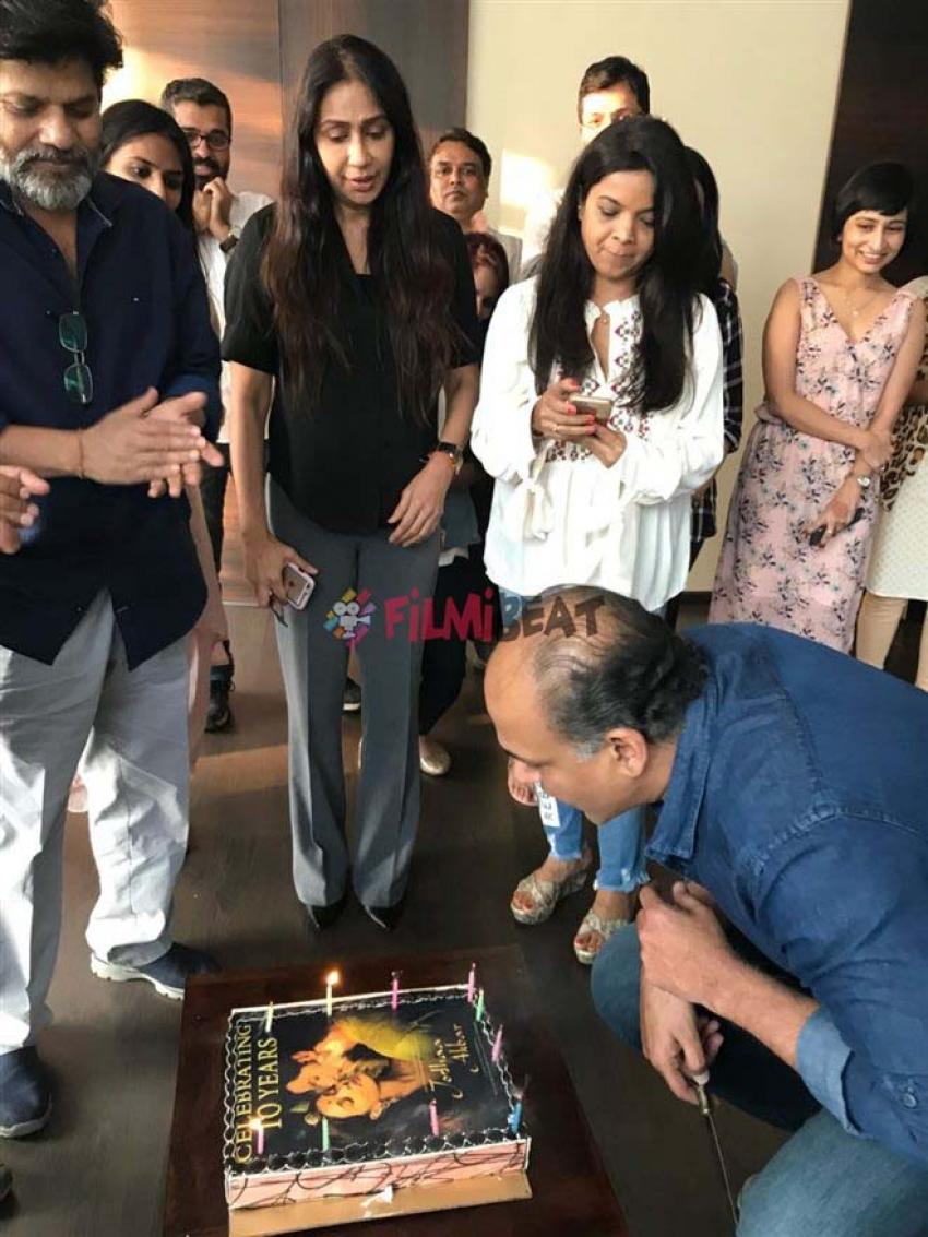 Jodhaa Akbar Turns 10, And The Team Reunites To Celebrate The Occasion Photos