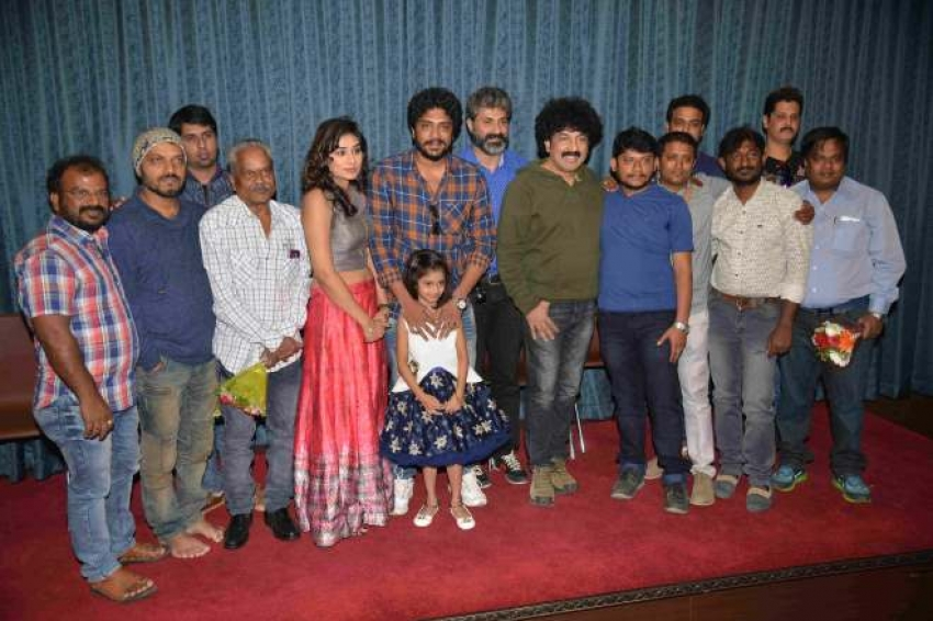 Kala Chakra Press Meet Photos