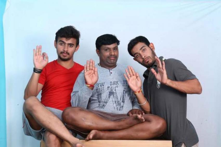 Kanthri Boys Photos