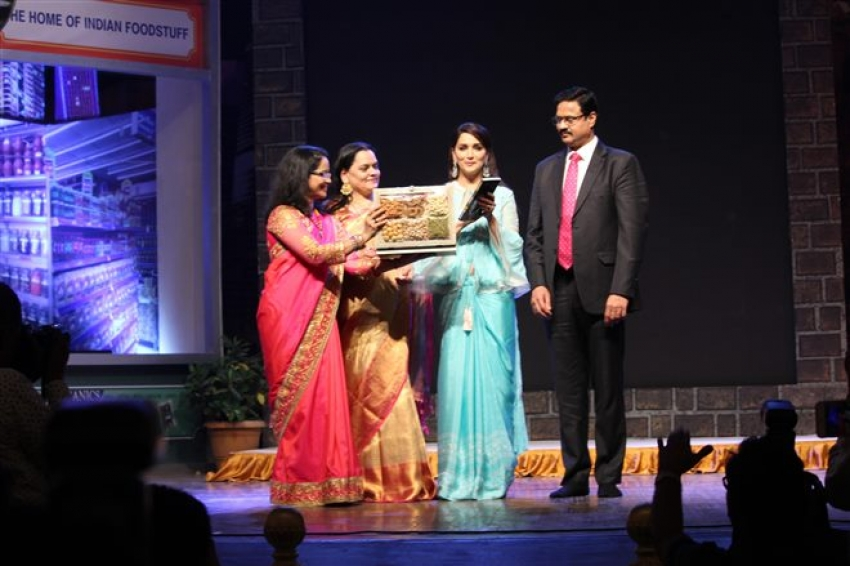 Madhuri Dixit At Royal Opera House For An Event Photos