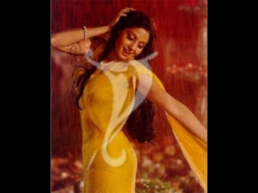 Memories Of Sridevi: Unseen And Rare Pics Photos