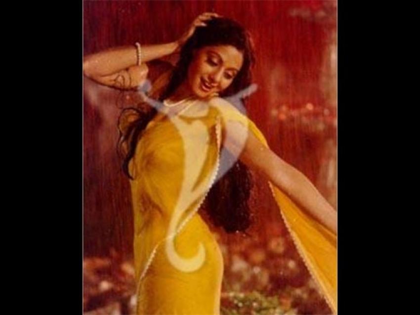 Memories Of Sridevi: Unseen And Rare Pics Photos