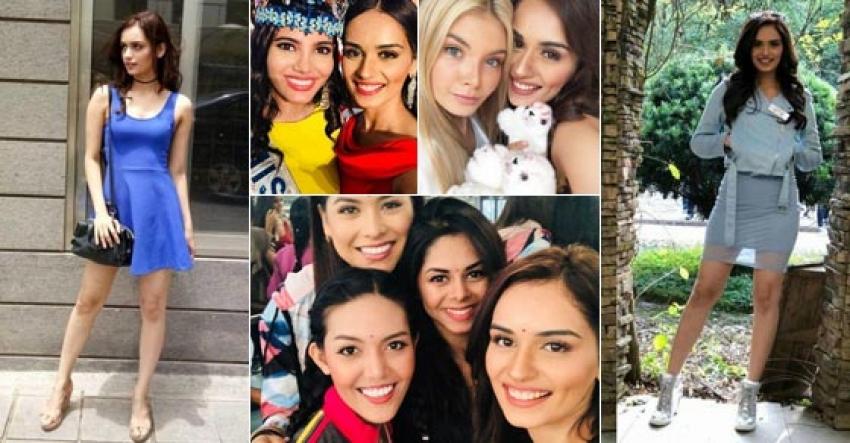 Miss World 2017 Manushi Chillar Photos