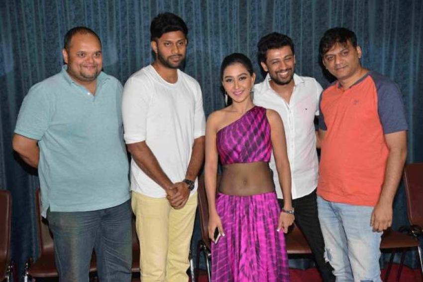 Nanjundi Kalyana Press Meet Photos