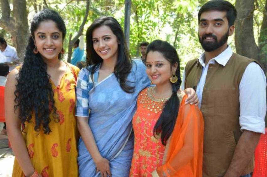 Naticharami Film Press Meet Photos
