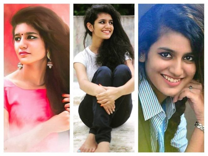 National Crush Priya Varrier Latest Unseen Photos