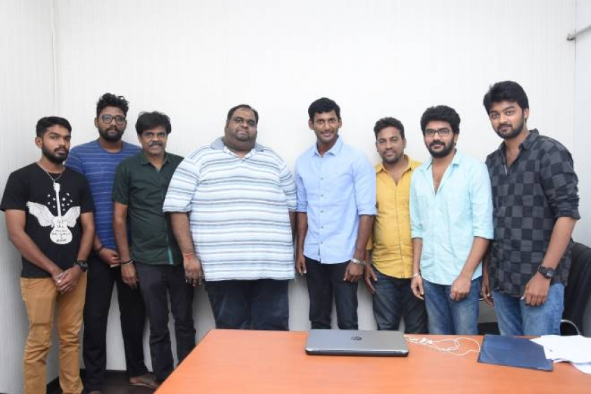 Natpuna Ennanu Theriyuma Teaser Launch Photos