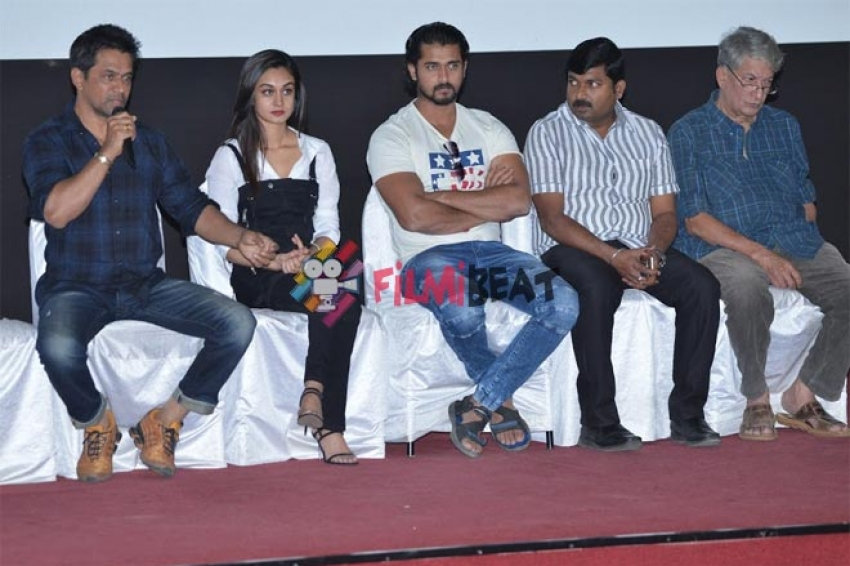 Prema Baraha Success Meet Photos