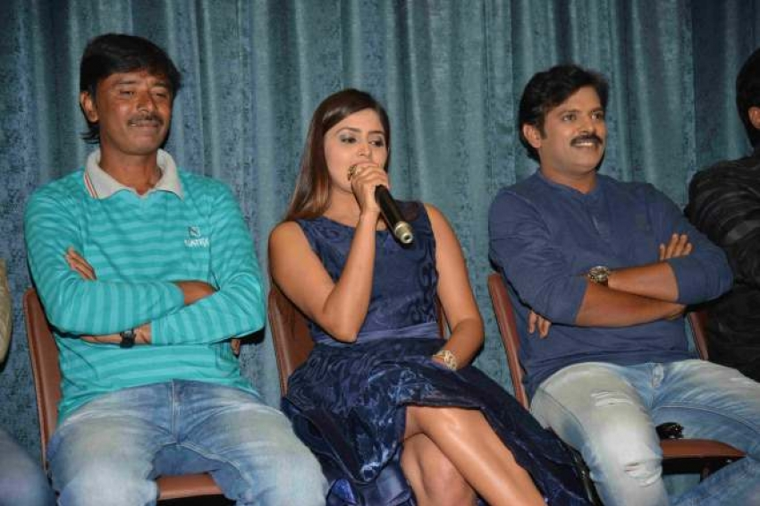 Prema Yuddha Press Meet Photos