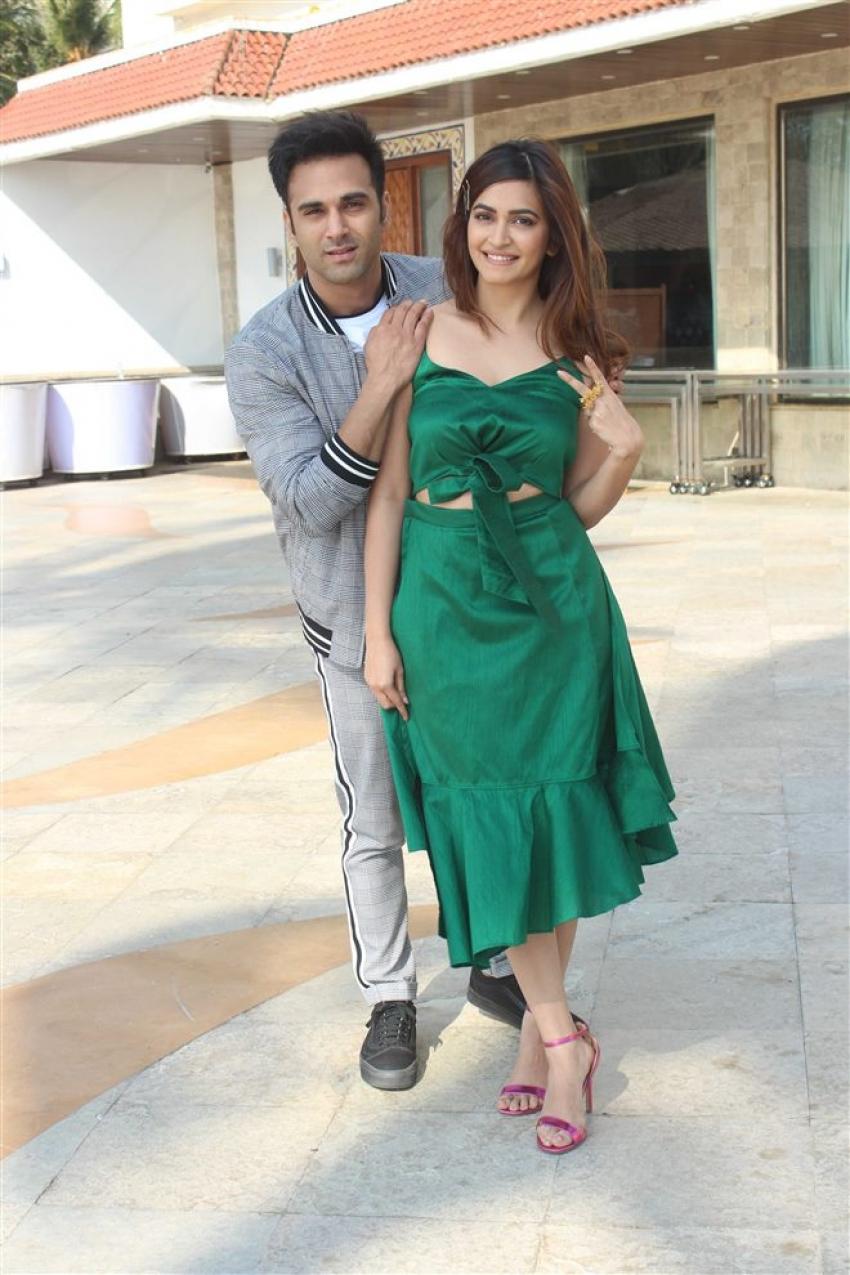 Pulkit Samrat & Kriti Kharbanda Photoshoot For Veerey Ki Wedding Photos