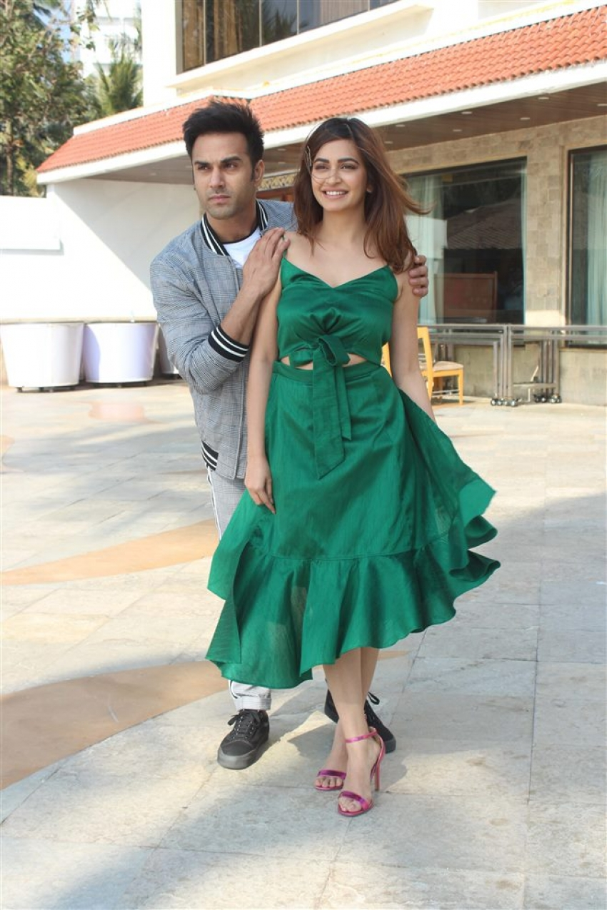 Veerey Ki Wedding.Pulkit Samrat Kriti Kharbanda Photoshoot For Veerey Ki Wedding