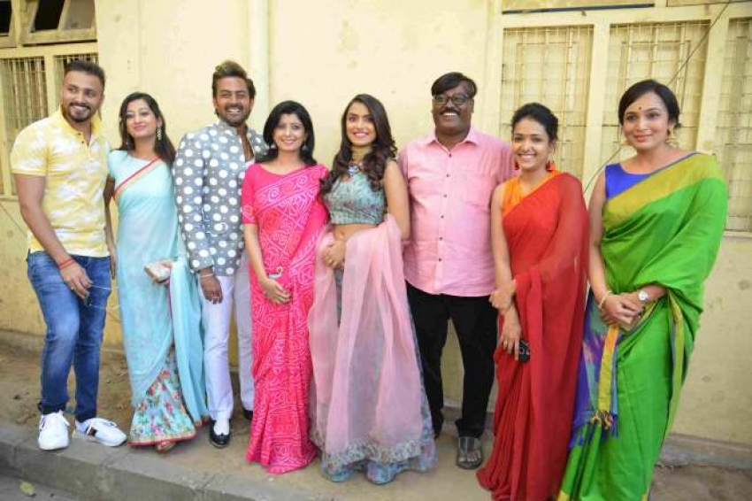 Puta 109 Press Meet Photos