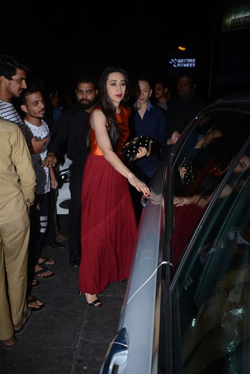 Randhir Kapoor's Birthday Celebration 2018 Photos