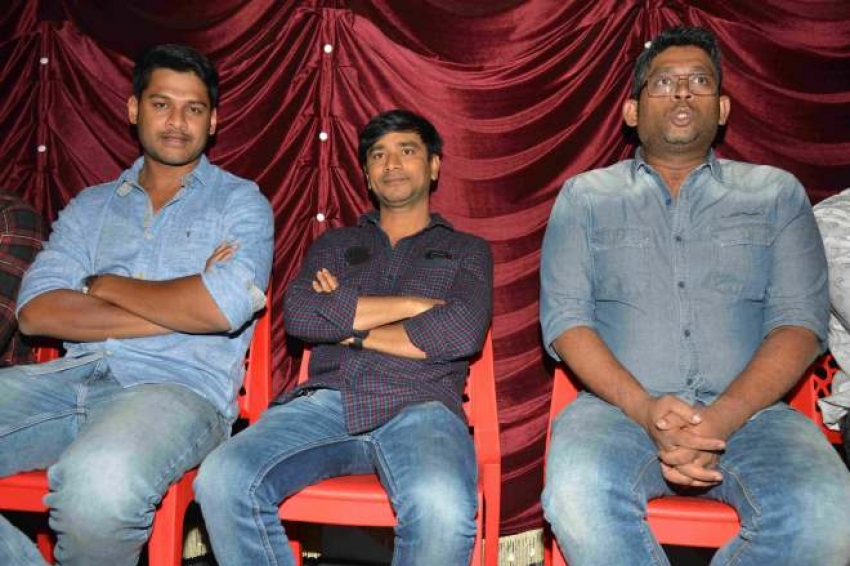 Rangbirangi Press Meet Photos