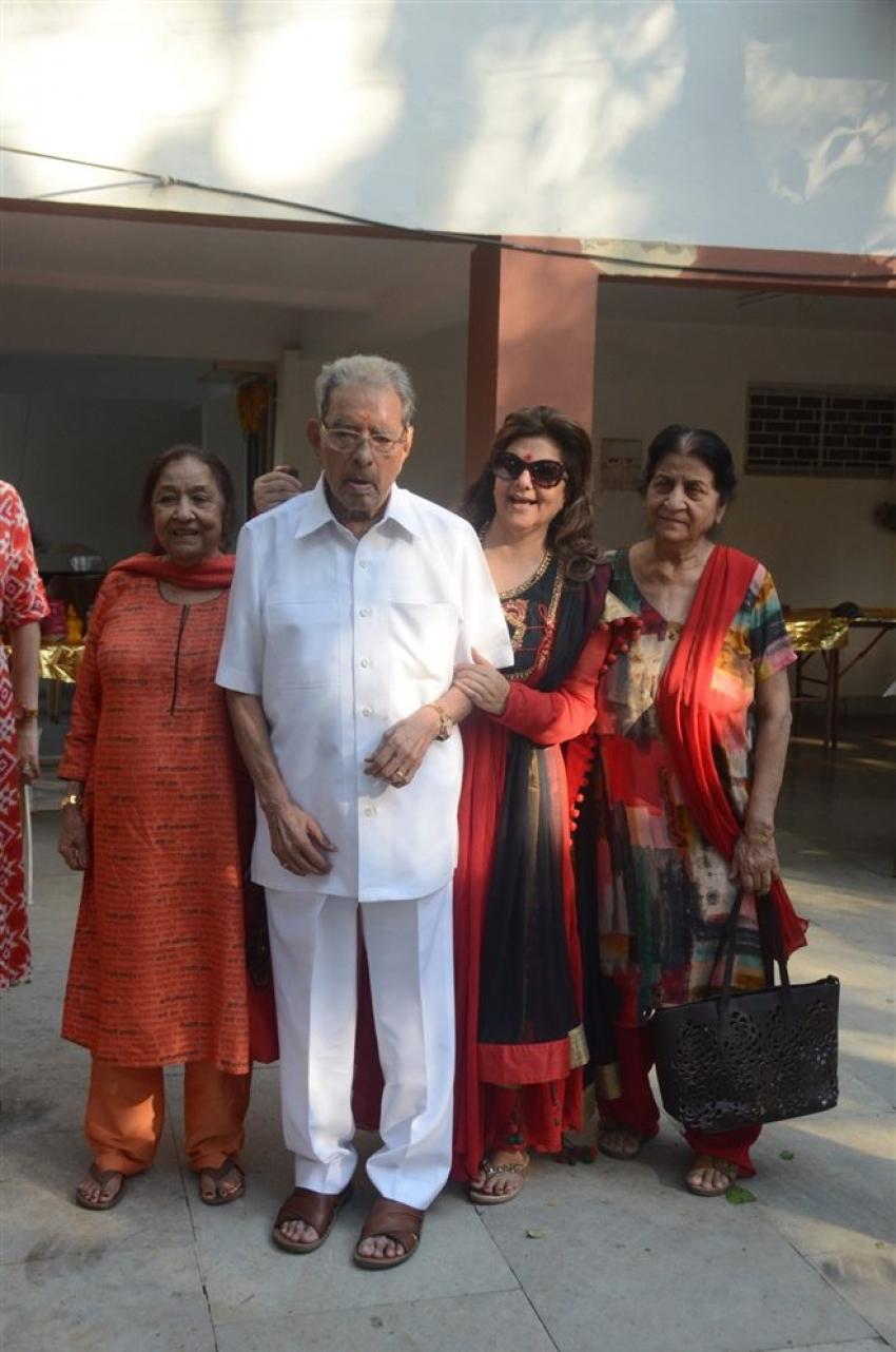 Roshan's Family Maha Shivaratri Celebration 2018 Photos