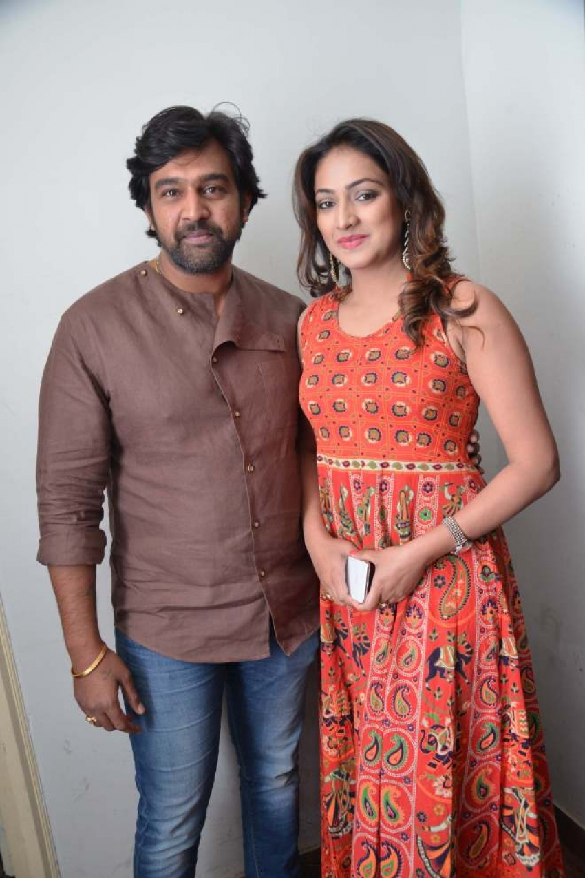 Samhara Press Meet Photos