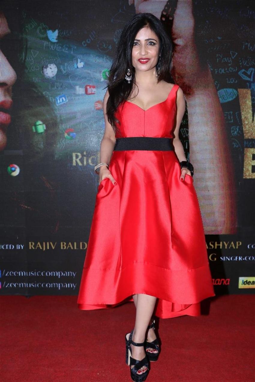 Shibani Kashyap Latest Single Video Featuring Richa Chadda Photos