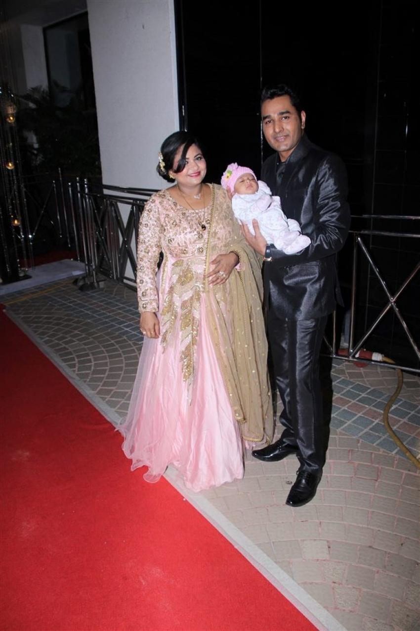 Shoaib Ibrahim & Dipika Kakar Wedding Reception Photos