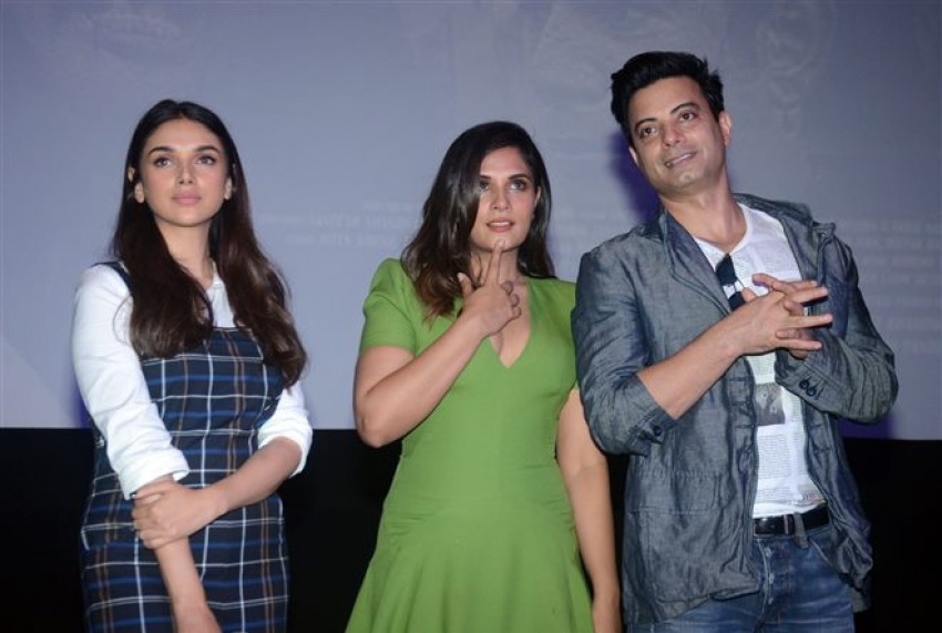 Sudhir Mishra's Film Daas Dev's Trailer Launched By Top Directors Photos