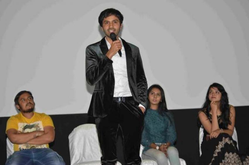 Swartha Ratna Press Meet Photos