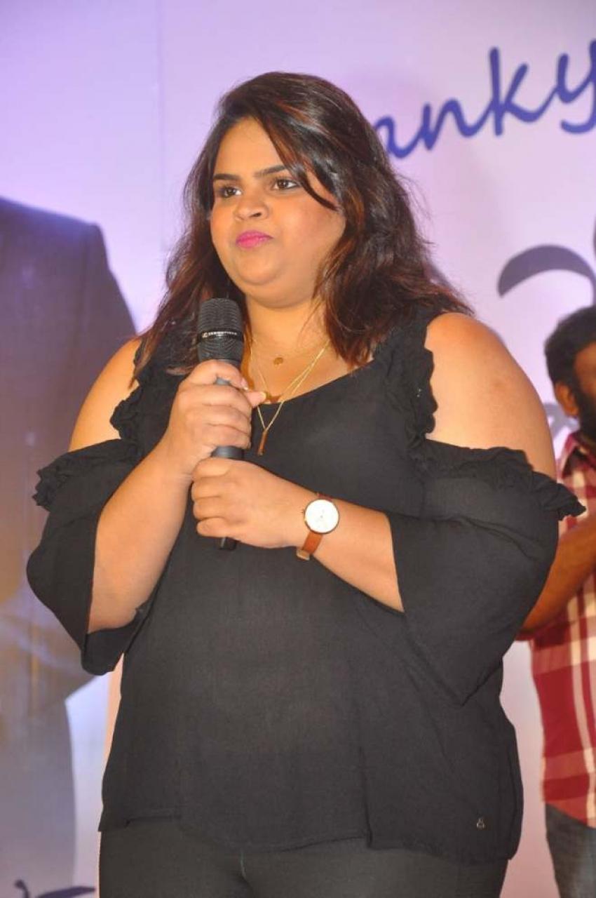 Tholi Prema Thanks Meet Photos