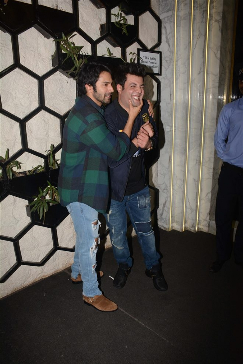 Varun Sharma's Birthday Bash 2018 Photos