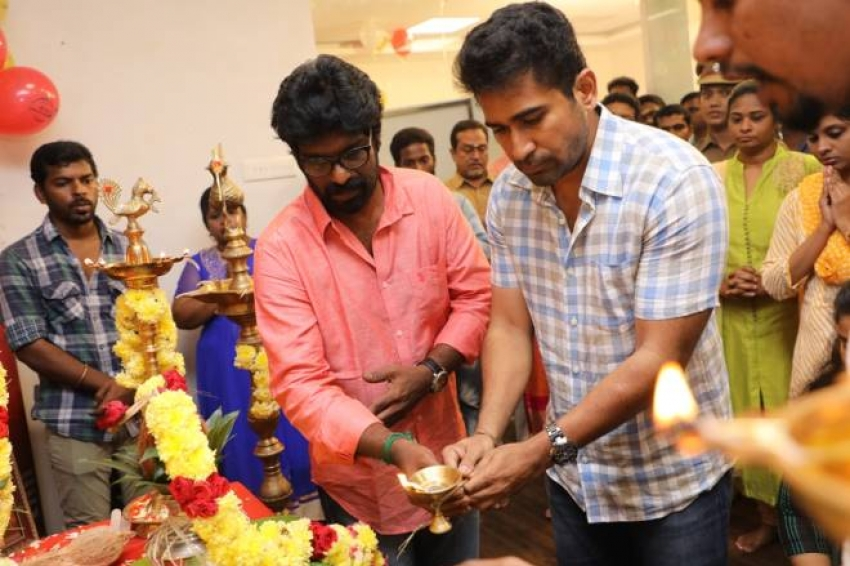 Vijay Anthony Starrer Thimiru Pudichavan Launch Photos