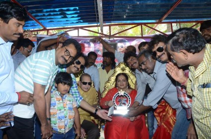 Vijaya Nirmala 73rd Birthday Celebrations Photos