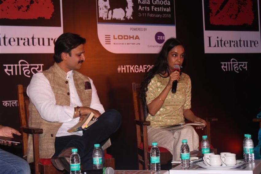Vivek Oberai At Kala Ghoda Arts Festival 2018 Photos