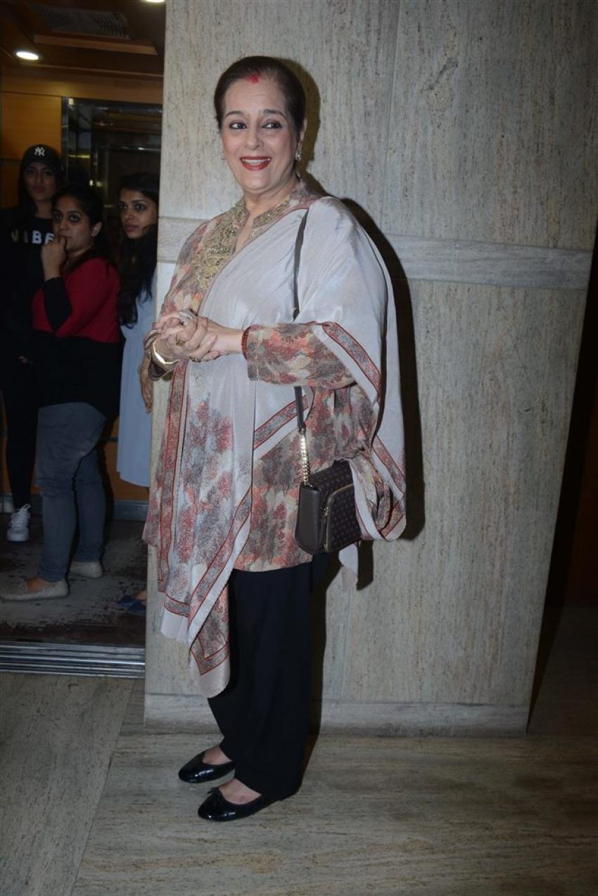 Welcome To Newyork Movie Special Screening In Mumbai Photos