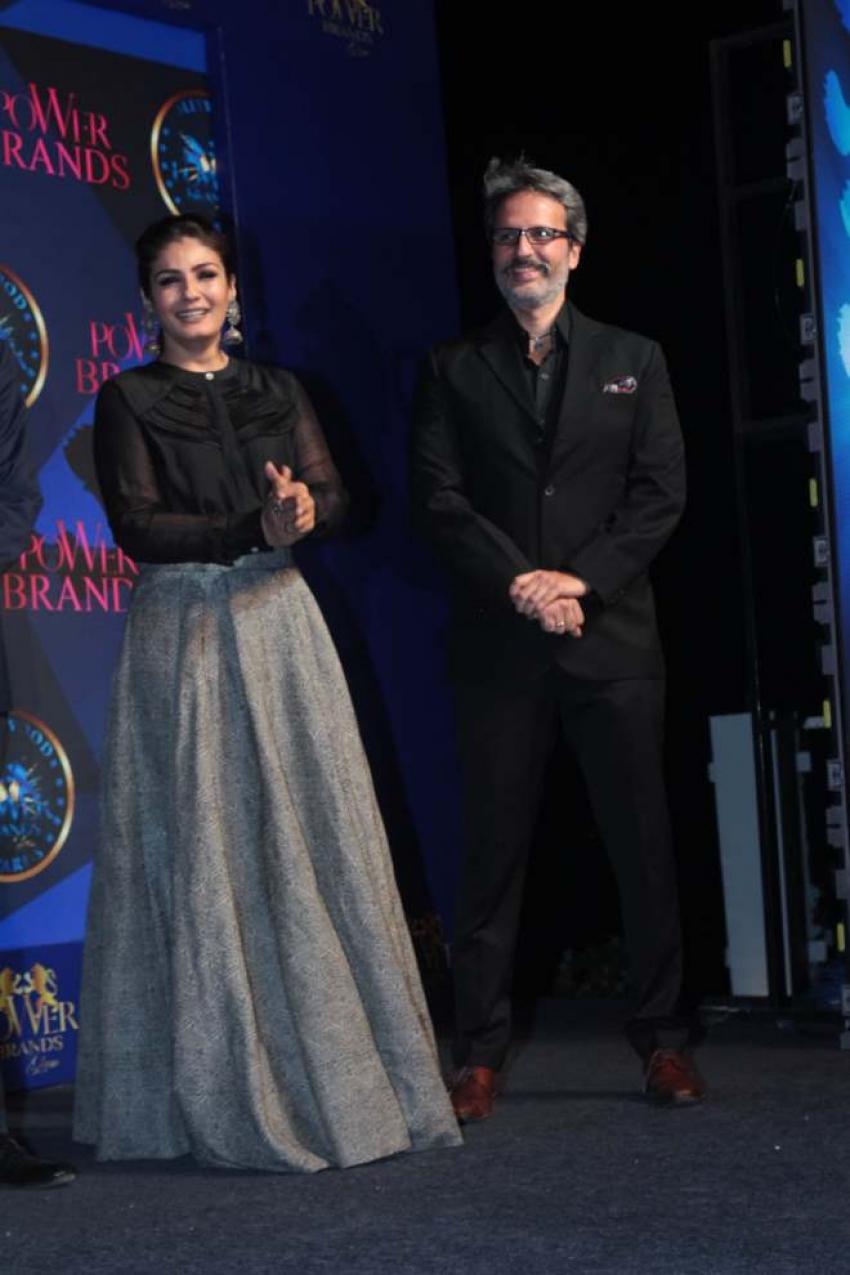 2nd Edition Of Powerbrand Bollywood Film Journalist Award Photos