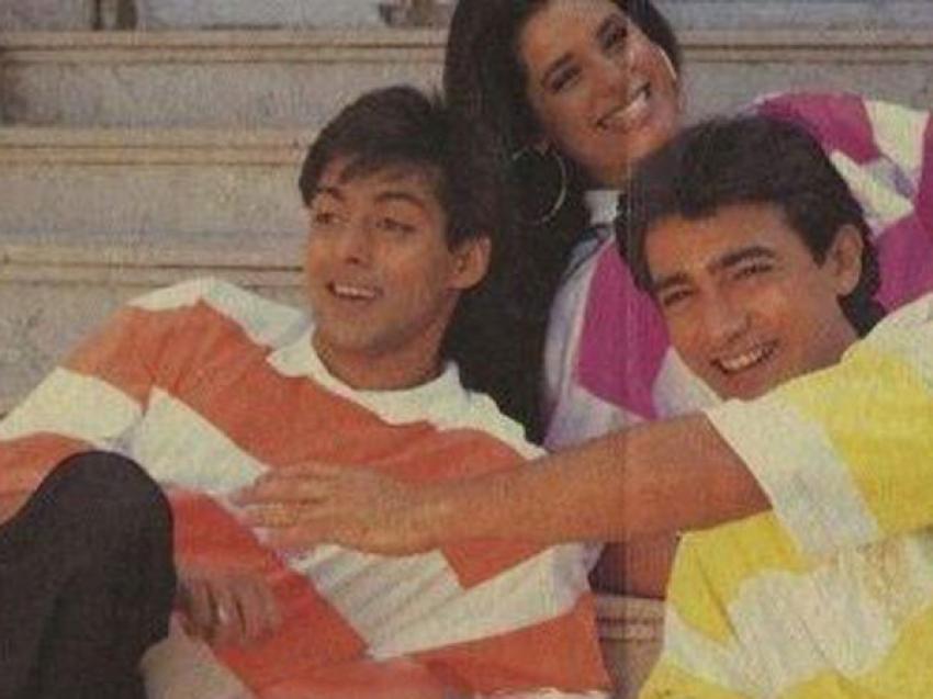 Aamir Khan Birthday Special Unseen Photos