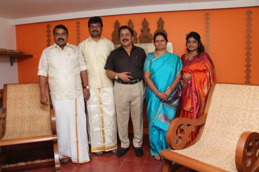 Actor Sivakumar Launch Paati Veedu Hotel Photos