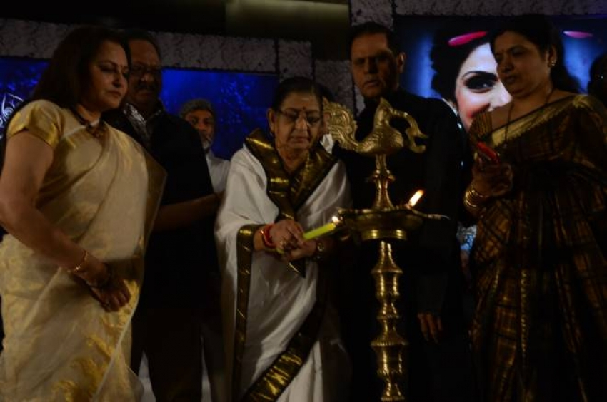 Actress SriDevi Condolence Meet Photos