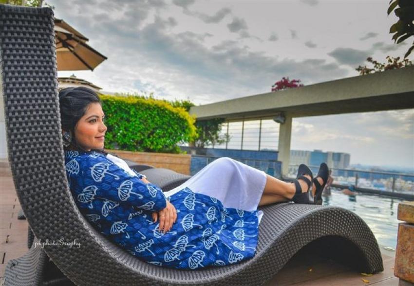 Athulya Ravi Photos