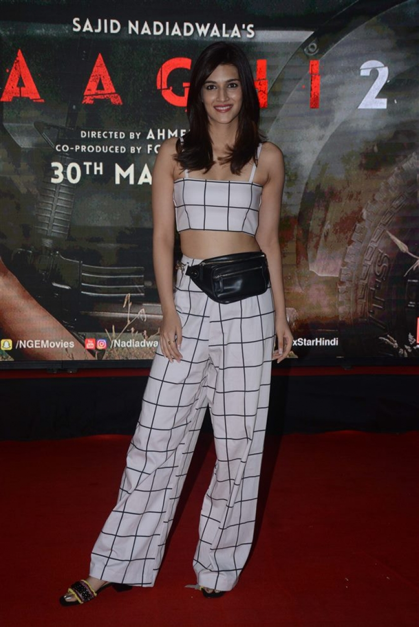 Baaghi 2 Special Screening Photos