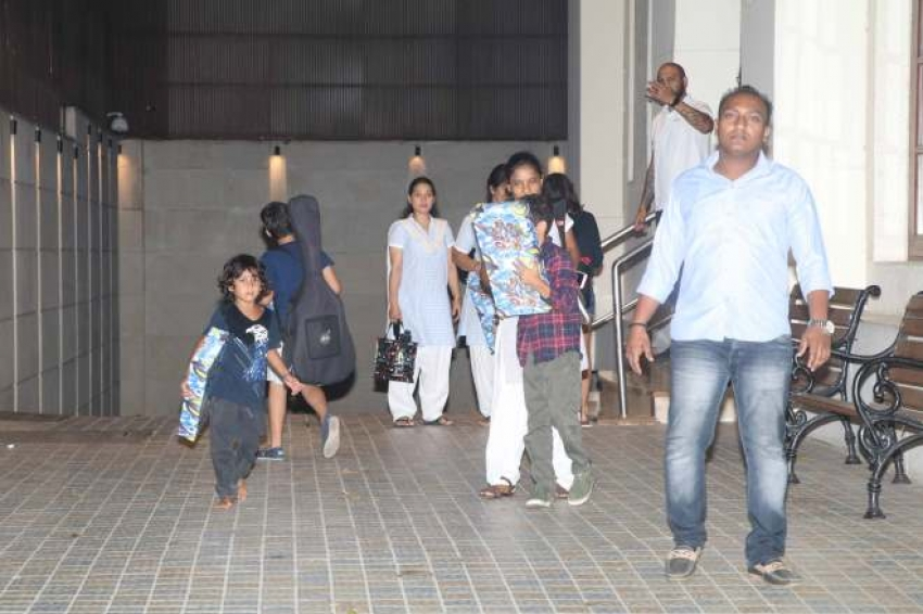 Baba dewan's Son Birthday Party Photos