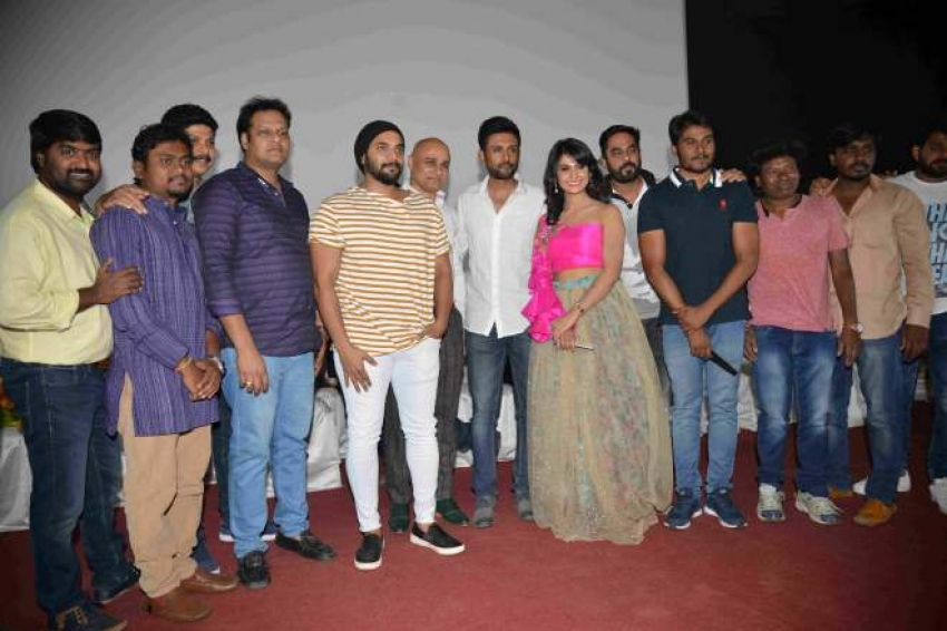 Bakasura Trailer Launch Photos